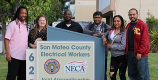 San Mateo County Electrical Workers