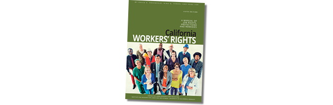 California Workers' Rights