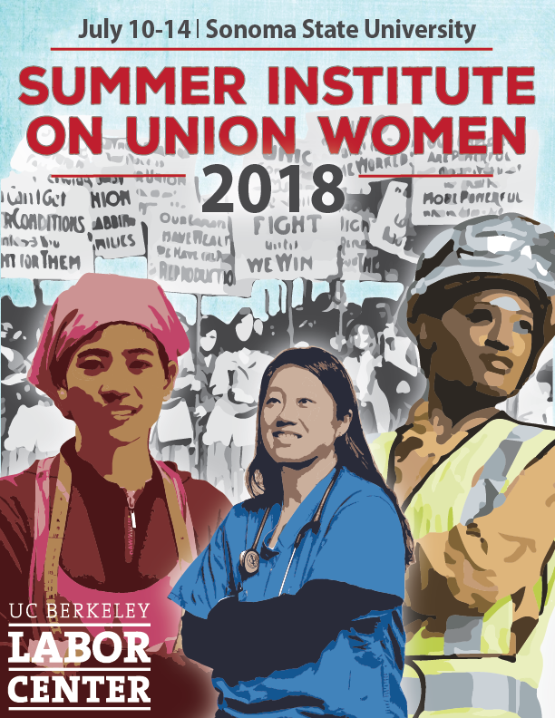 Western Regional Summer Institute on Union Women  Center