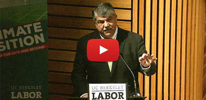 Labor in the Climate Transition