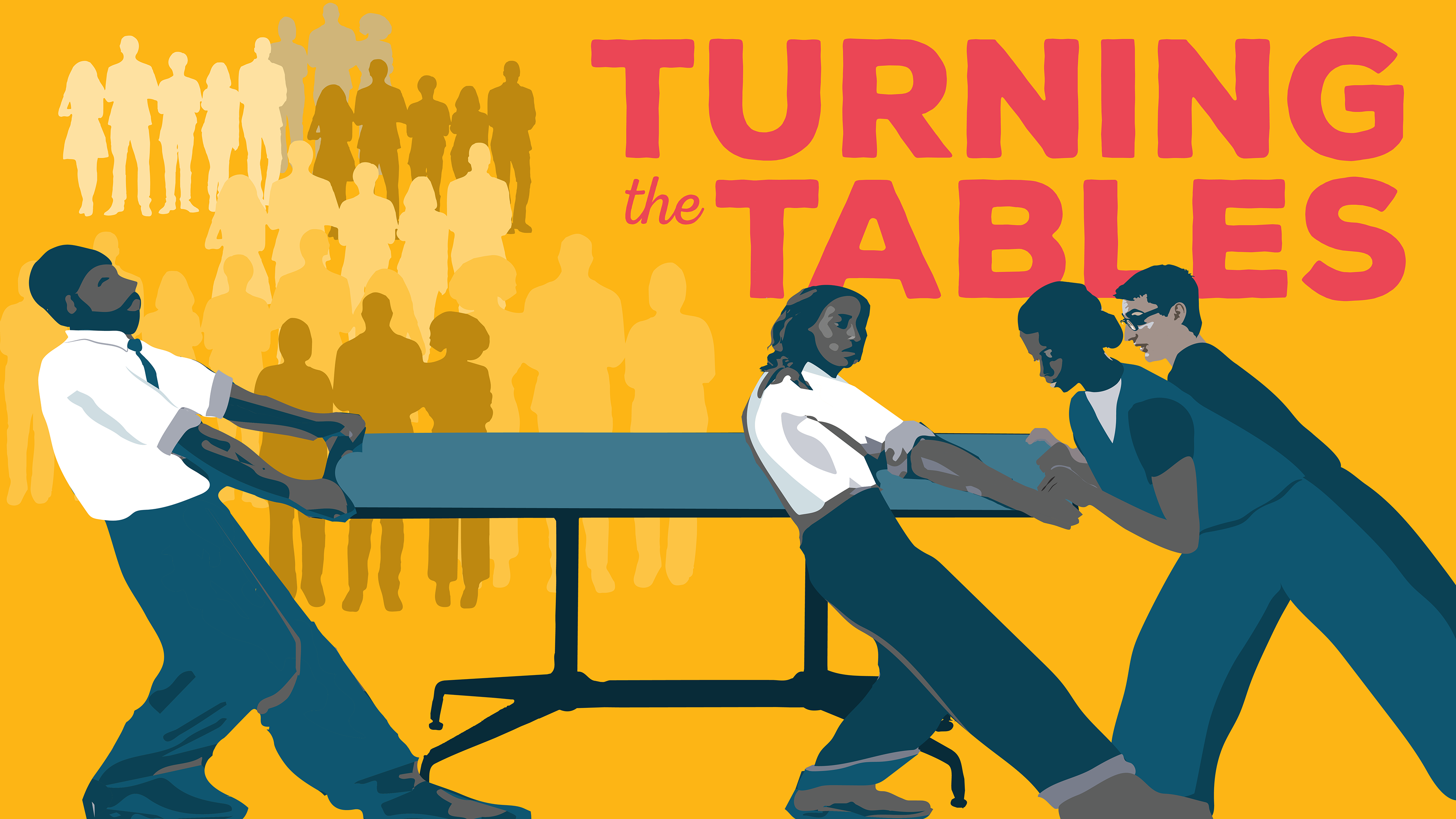Turning the Tables: Participation and Power in Negotiations